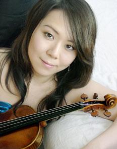 Keiko Tokunaga, violinist