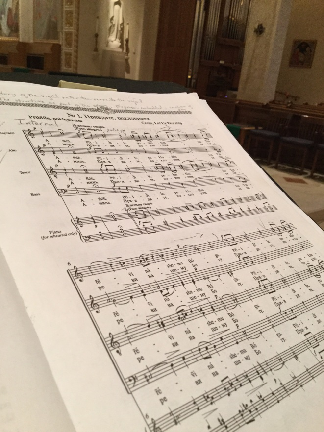 The score of this beloved music!