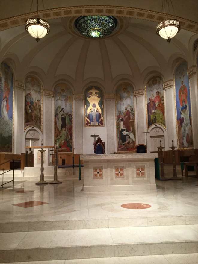 Gorgeous church in Portland, OR -
