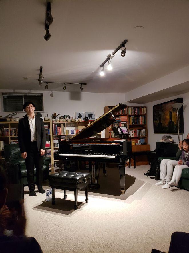 HanChenhouse concert